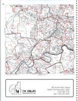 Map Image 014, Clearfield County 1999